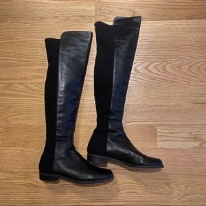 Stuart Weitzman 5050 Napa Leather KneeHigh Boot